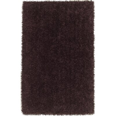 Belize Plum Balloon Area Rug Rug Size: 36 x 56