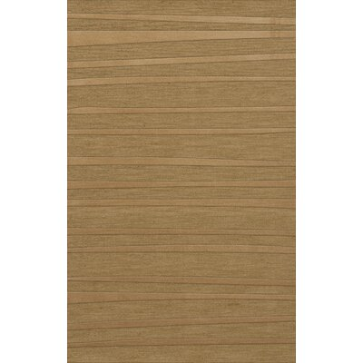 Dover Tufted Wool Wheat Area Rug Rug Size: Rectangle 8 x 10