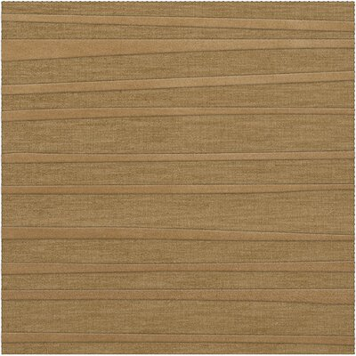 Dover Tufted Wool Wheat Area Rug Rug Size: Square 12