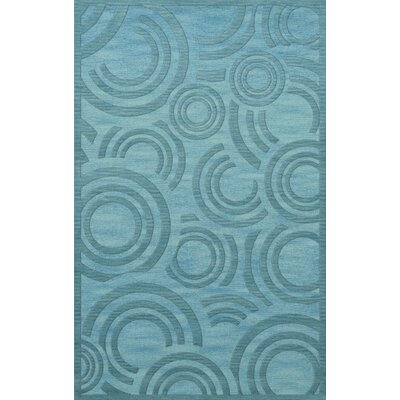 Dover Peacock Area Rug Rug Size: Rectangle 12 x 18