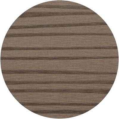 Dover Stone Area Rug Rug Size: Round 12