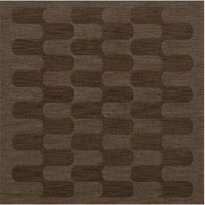Dover Mocha Area Rug Rug Size: Square 8