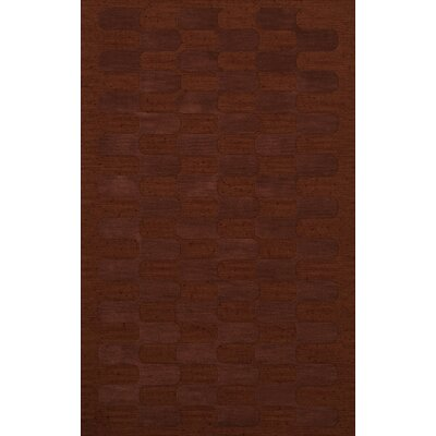 Dover Paprika Area Rug Rug Size: Rectangle 12 x 18