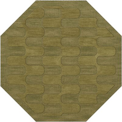 Dover Pear Area Rug Rug Size: Octagon 10