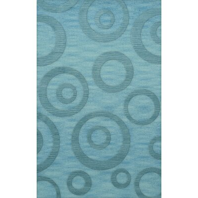 Dover Peacock Area Rug Rug Size: Rectangle 9 x 12