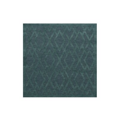 Dover Teal Area Rug Rug Size: Square 10