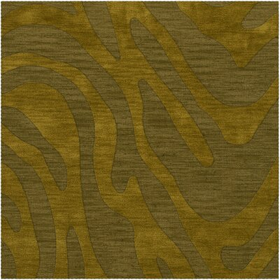 Dover Avocado Area Rug Rug Size: Square 8