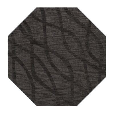 Dover Ash Area Rug Rug Size: Octagon 6