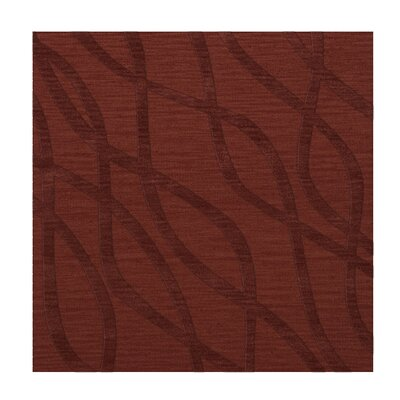 Dover Tufted Wool Canyon Area Rug Rug Size: Square 4
