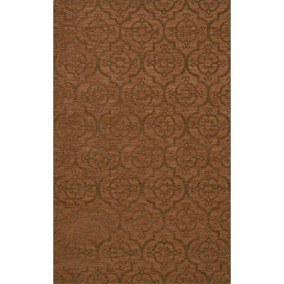 Bella Brown Area Rug Rug Size: Rectangle 12 x 15