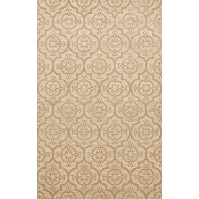 Bella Beige Area Rug Rug Size: Rectangle 8 x 10