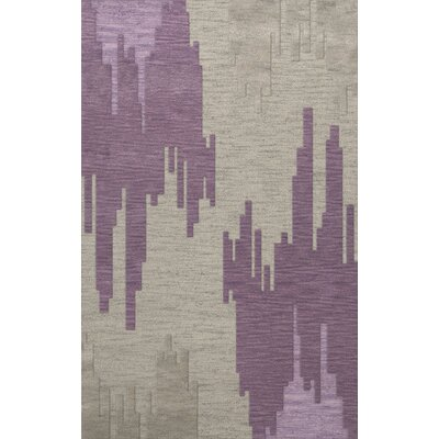 Haslett Wool Thistle Area Rug Rug Size: Rectangle 5 x 8