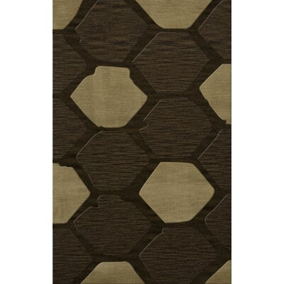Hanover Wool Fennel Area Rug Rug Size: Rectangle 5 x 8