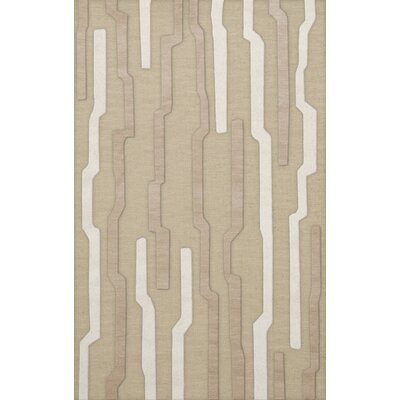 Hartsdale Wool Chopstick Area Rug Rug Size: Rectangle 4 x 6