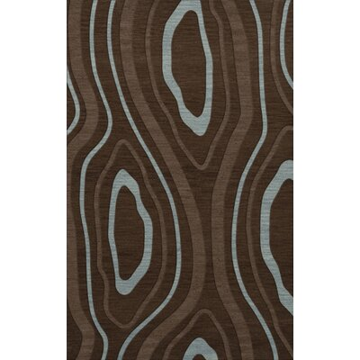 Sarahi Wool Cork Area Rug Rug Size: Rectangle 6 x 9