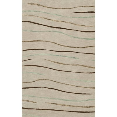 Bella Gray Area Rug Rug Size: Rectangle 8 x 10