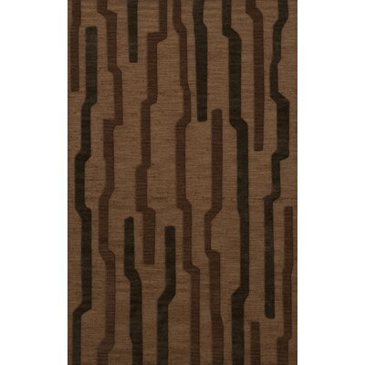 Hartranft Wool Clove Area Rug Rug Size: Rectangle 3 x 5