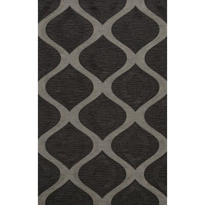 Sarahi Wool Metal Area Rug Rug Size: Rectangle 12 x 18