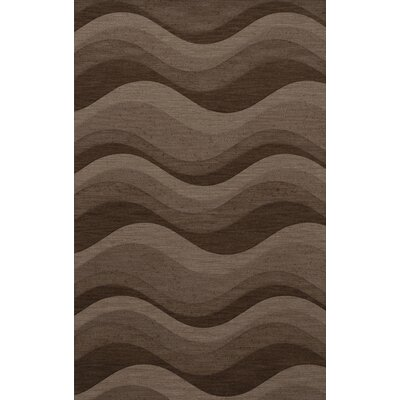 Haller Wool Chipmunk Area Rug Rug Size: Rectangle 8 x 10