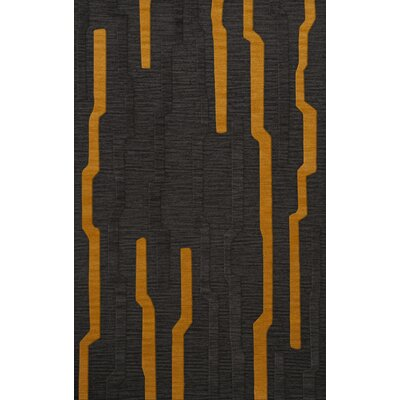 Haskett Wool Seal Area Rug Rug Size: Rectangle 4 x 6