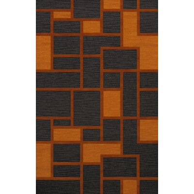 Halina Wool Fog Area Rug Rug Size: Rectangle 6 x 9