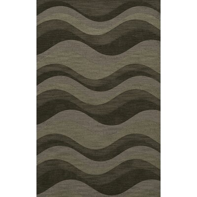 Hallett Wool Garden Area Rug Rug Size: Rectangle 8 x 10