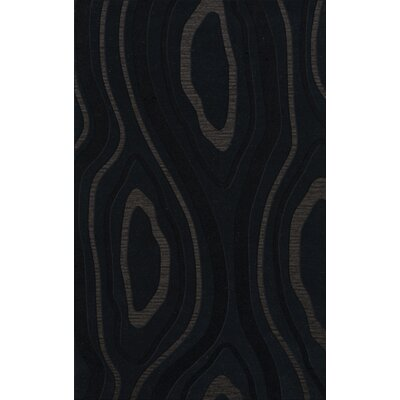 Ireland Wool Pepper Area Rug Rug Size: Rectangle 4 x 6