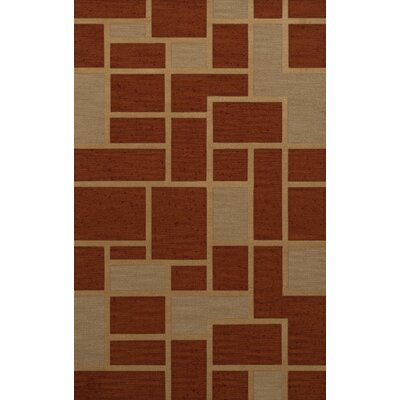 Hallenbeck Wool Wheat Area Rug Rug Size: Rectangle 5 x 8