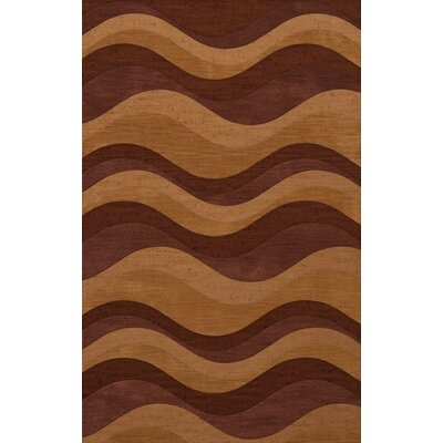 Halley Wool Harvest Area Rug Rug Size: Rectangle 6 x 9