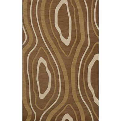 Sarahi Wool Rattan Area Rug Rug Size: Rectangle 5 x 8