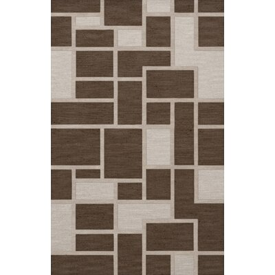 Hallberg Wool Saddle Area Rug Rug Size: Rectangle 5 x 8