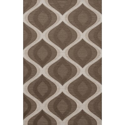 Kaidence Wool Pebble Area Rug Rug Size: Rectangle 4 x 6