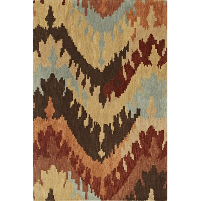 Impulse Dalyn Taupe Area Rug Rug Size: 8' X 10'