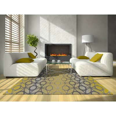 Tempo Sundrop Area Rug Rug Size: Rectangle 96 x 132