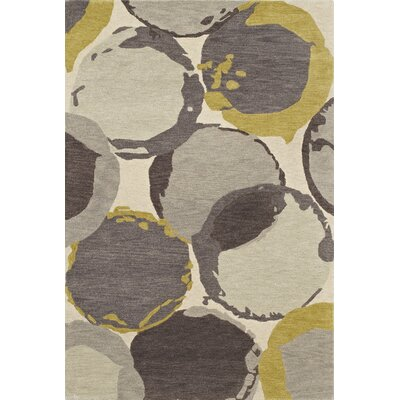 Impulse Dalyn Ivory Area Rug Rug Size: 36 X 56