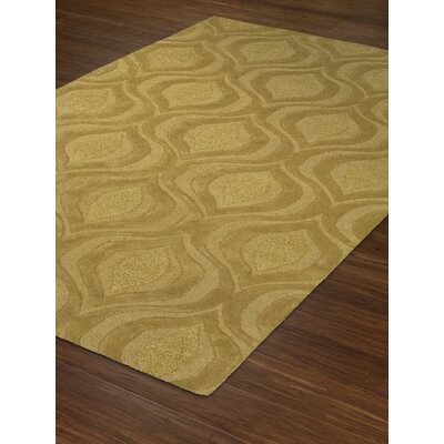 Tones Lime Area Rug Rug Size: Rectangle 9 x 13