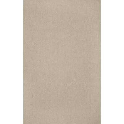 Dionne Linen Area Rug Rug Size: Rectangle 8 x 10