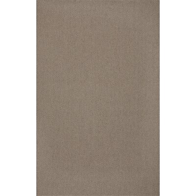 Dionne Putty Area Rug Rug Size: 36 x 56