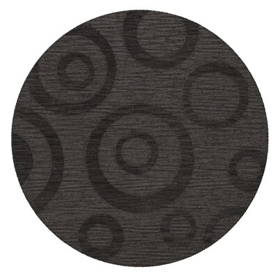 Dover Ash Area Rug Rug Size: Round 12'