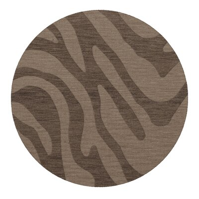 Dover Stone Area Rug Rug Size: Round 10