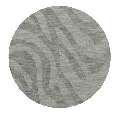 Dover Sea Glass Area Rug Rug Size: Round 6
