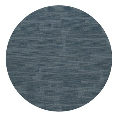 Dover Sky Area Rug Rug Size: Round 6