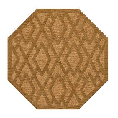 Dover Corn Maze Area Rug Rug Size: Octagon 12