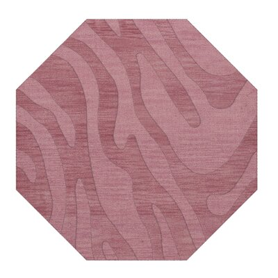 Dover Tufted Wool Bubblishous Area Rug Rug Size: Octagon 4
