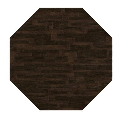 Dover Fudge Area Rug Rug Size: Octagon 10
