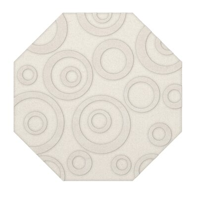 Dover Snow Area Rug Rug Size: Octagon 4