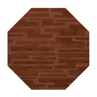 Dover Spice Area Rug Rug Size: Octagon 12