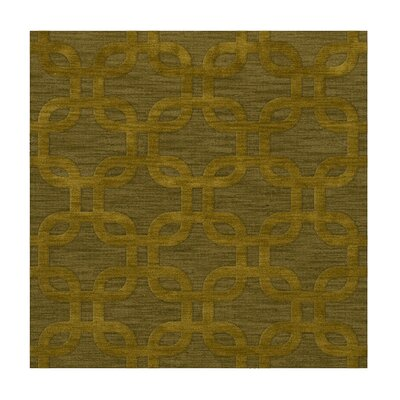 Dover Avocado Area Rug Rug Size: Square 6'