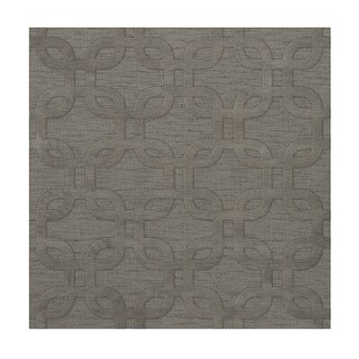 Dover Silver Area Rug Rug Size: Square 10