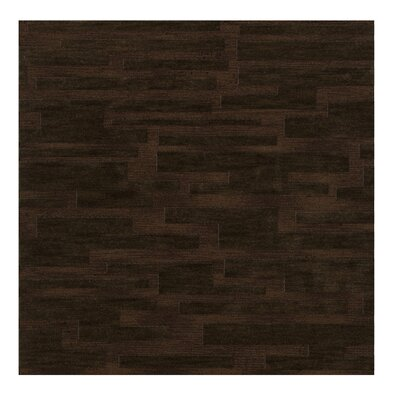 Dover Fudge Area Rug Rug Size: Square 12
